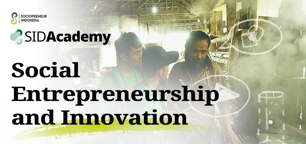 [SID Academy] Social Entrepreneurship & Innovation Class