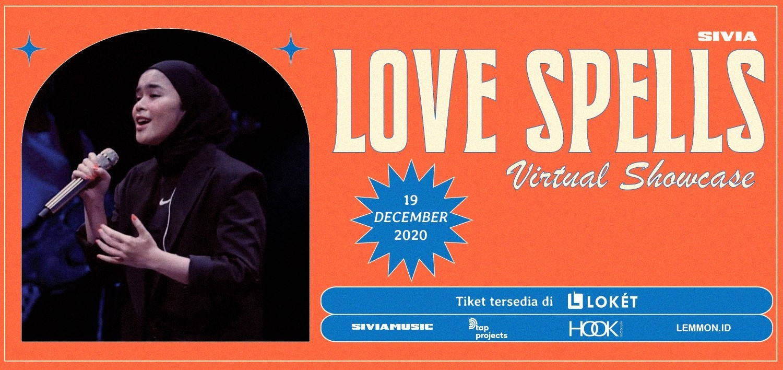 VIRTUAL SHOWCASE : LOVE SPELLS - SIVIA