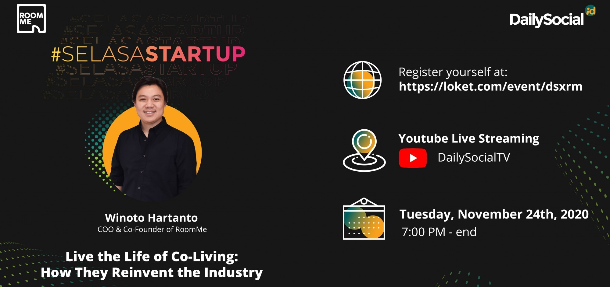 #SelasaStartup Live the Life of Co-Living: How They Reinvent the Industry