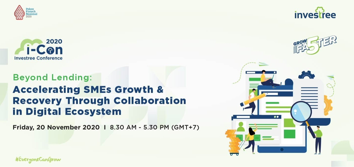 Investree Conference (i-Con) 2020