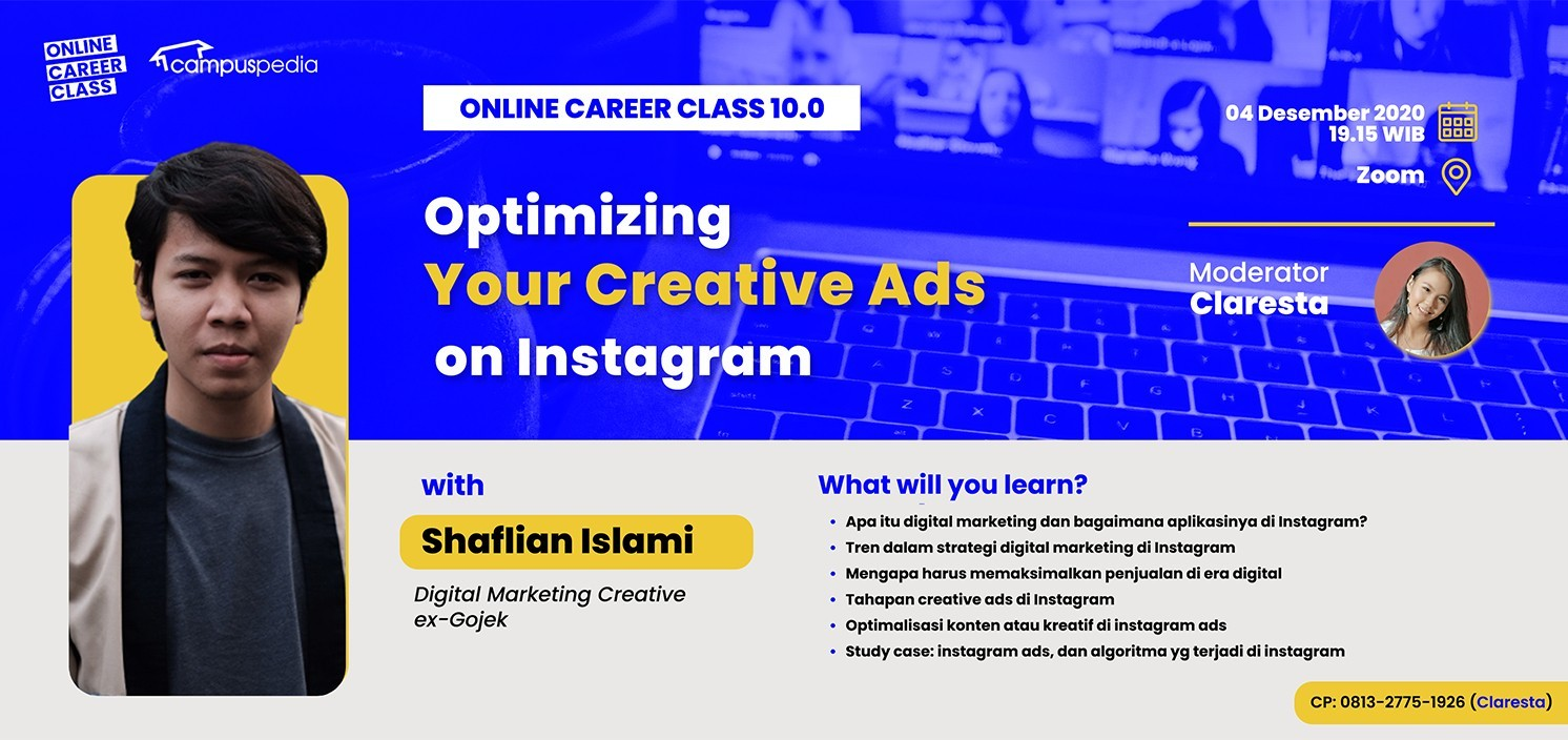 Optimizing Your Creative Ads on Instagram