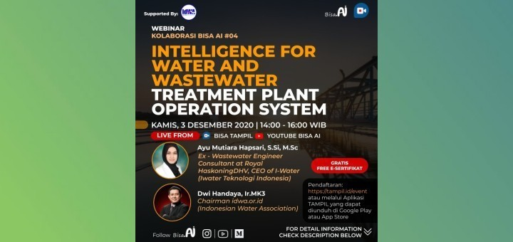 Intelligence for Water and Wastewater Treatment Plant Operation System