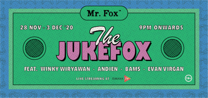 THE JUKEFOX