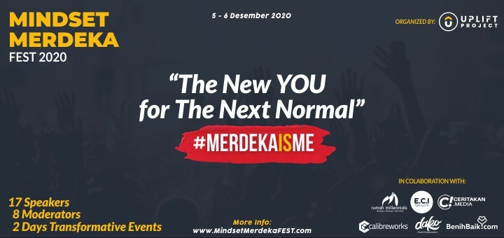 Mindset Merdeka Fest. 2020