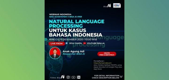 Natural Language Processing Untuk Kasus Bahasa Indonesia