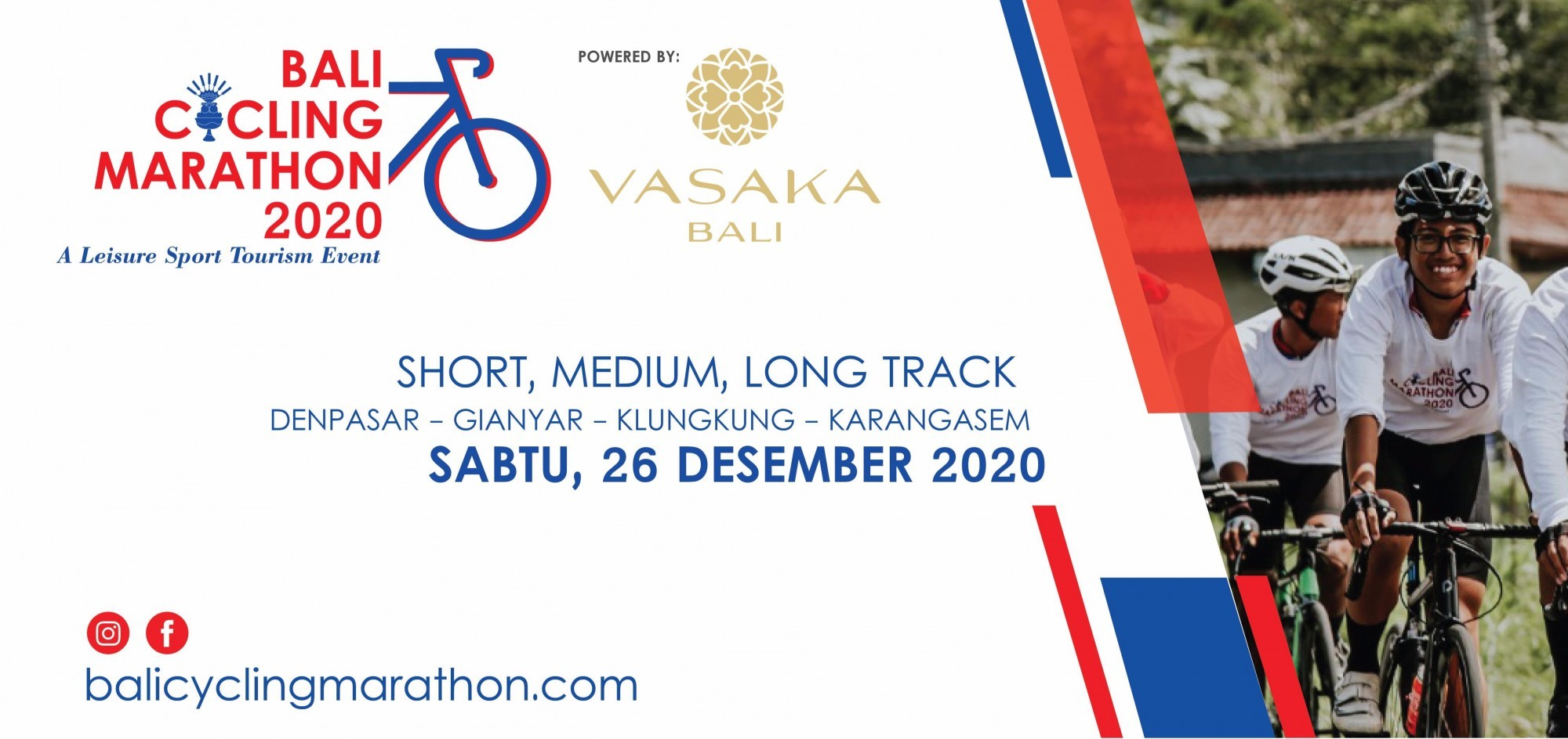 FINAL CALL!! Bali Cycling Marathon 2020