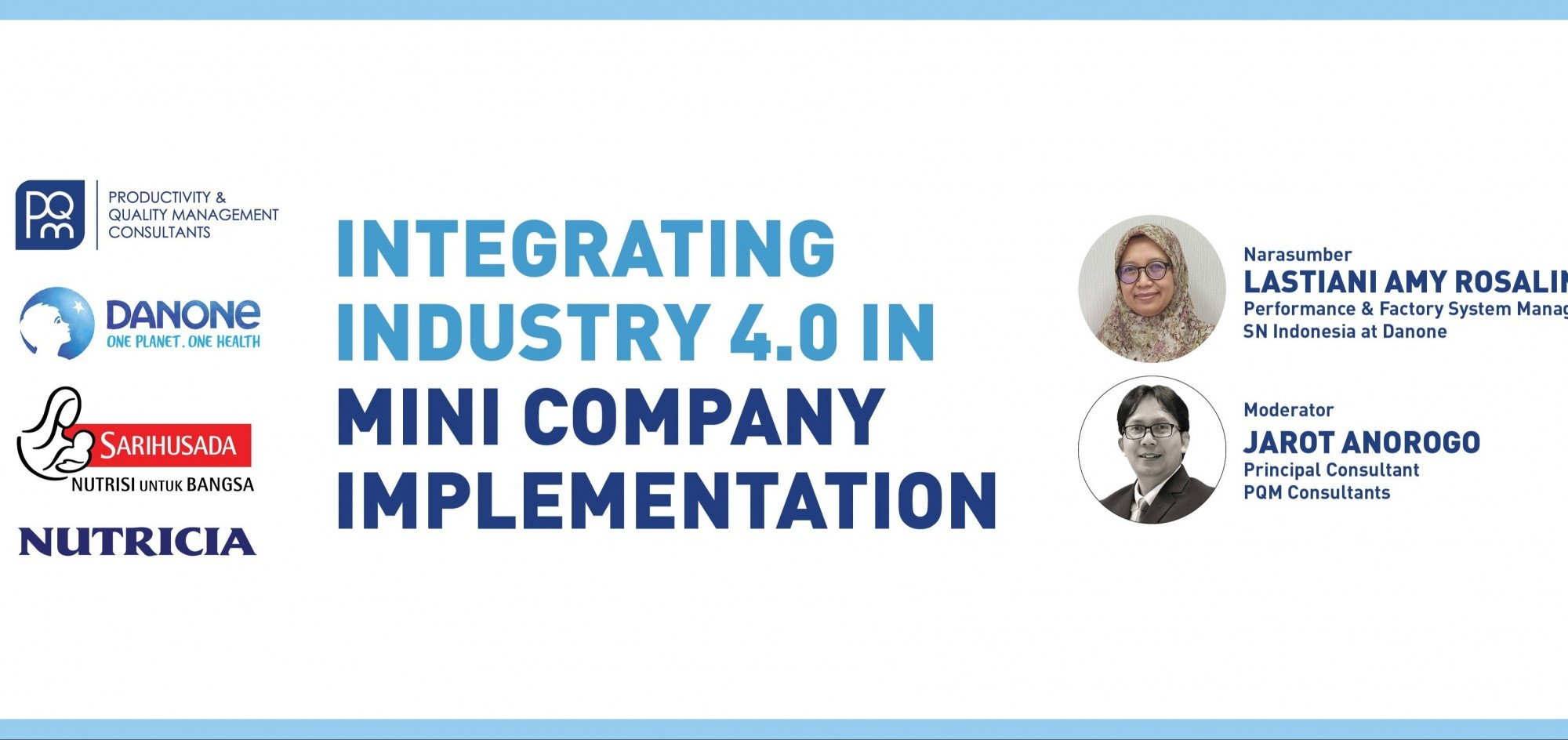 [FREE WEBINAR]  INTEGRATING INDUSTRY 4.0 IN MINI COMPANY IMPLEMENTATION