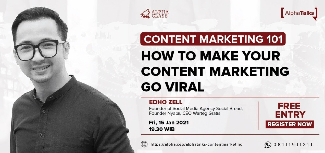 CONTENT MARKETING 101: How to Make Your Content Marketing Go Viral