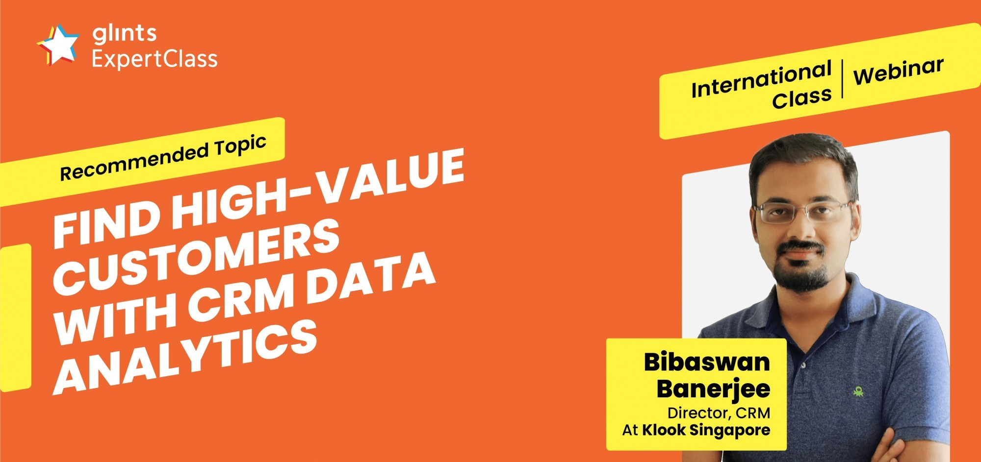 [Glints - GEC International Series] Find High-value Customer with CRM Data Analysis