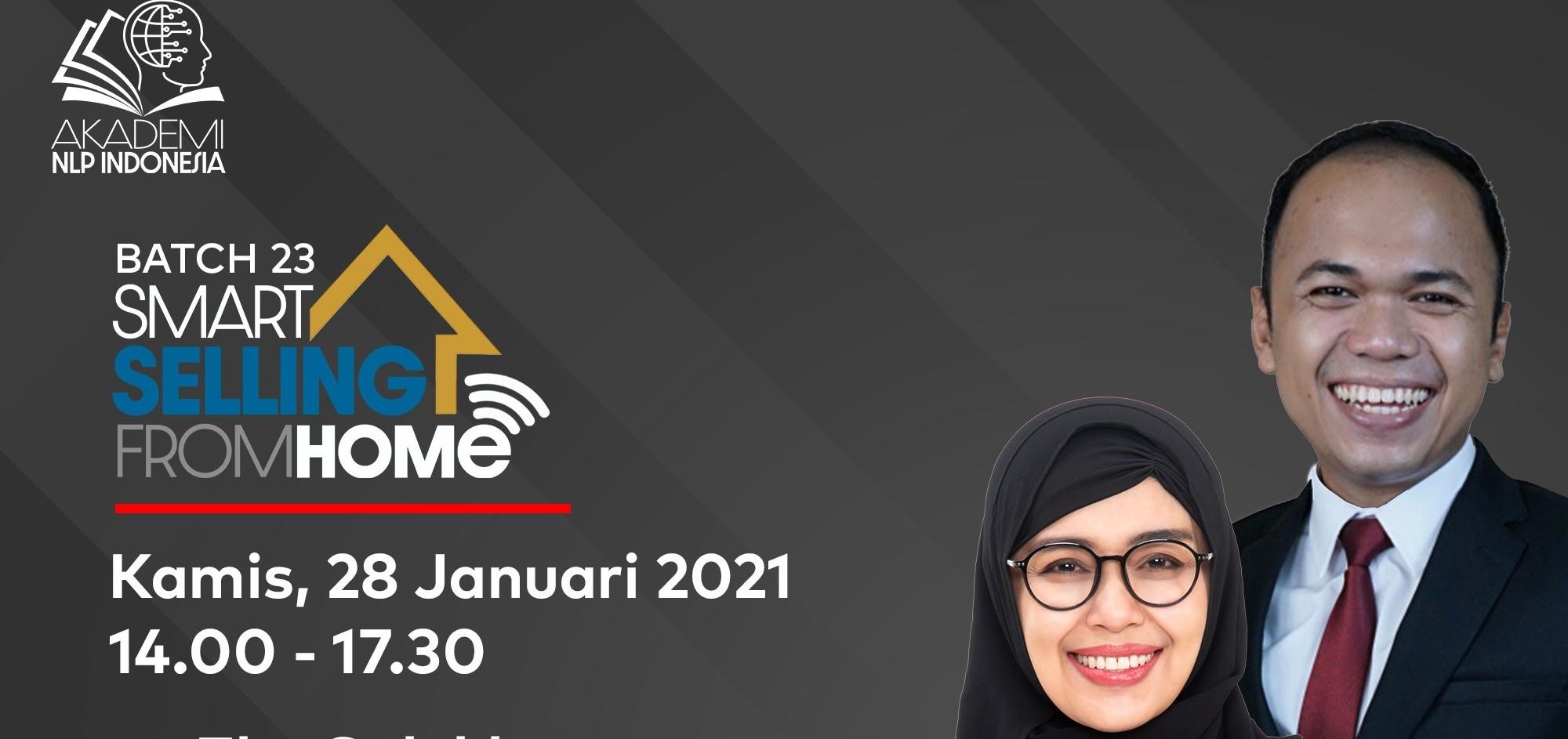 Smart Selling From Home With Eka Solekhatun & Firdaus Adenan Batch 23