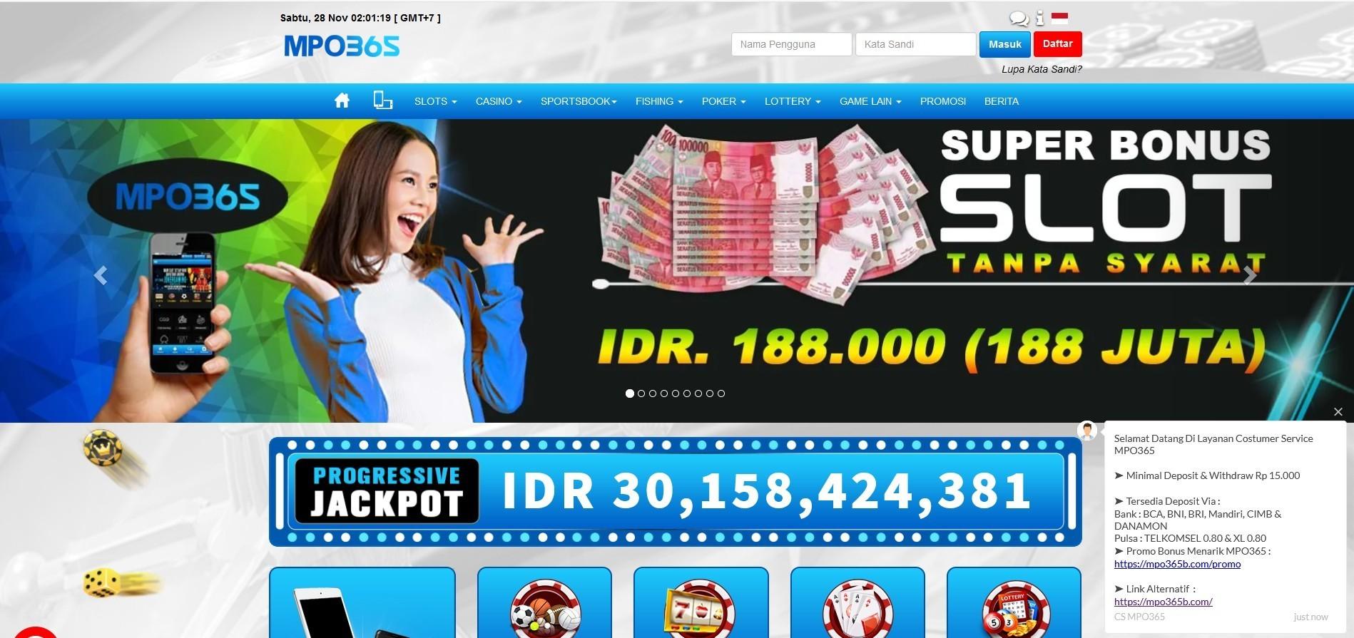 Jual Tiket Mpo365 Judii Online24jam Terpercaya 2020 Deposit Pulsa Loket Com