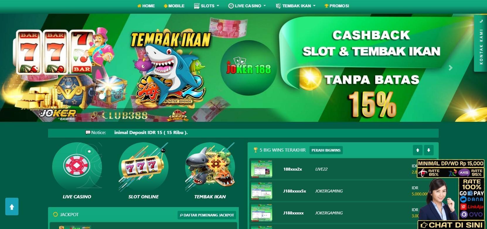 Jual Tiket Joker188 Link Official Daftar Slots Online Spadegaming Loket Com