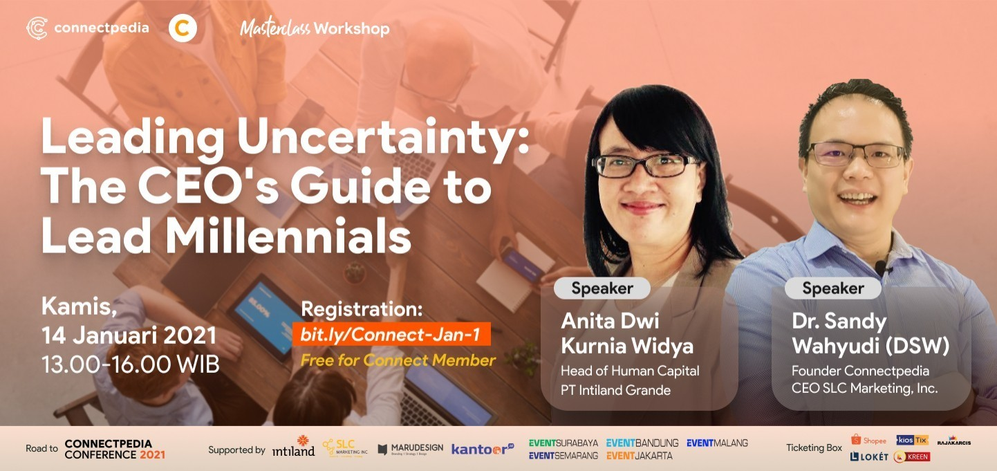 Leading Uncertainty: The CEO's Guide to Lead Millennials