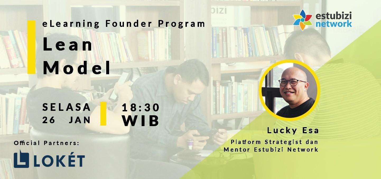Founder Program: Lean Model