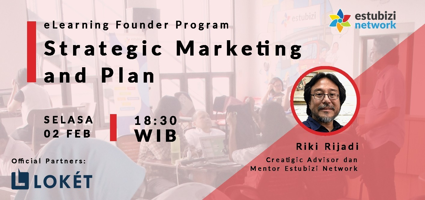 Founder Program: Strategic Marketing & Plan