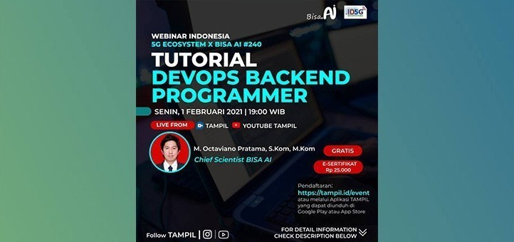Tutorial DevOps Backend Programmer
