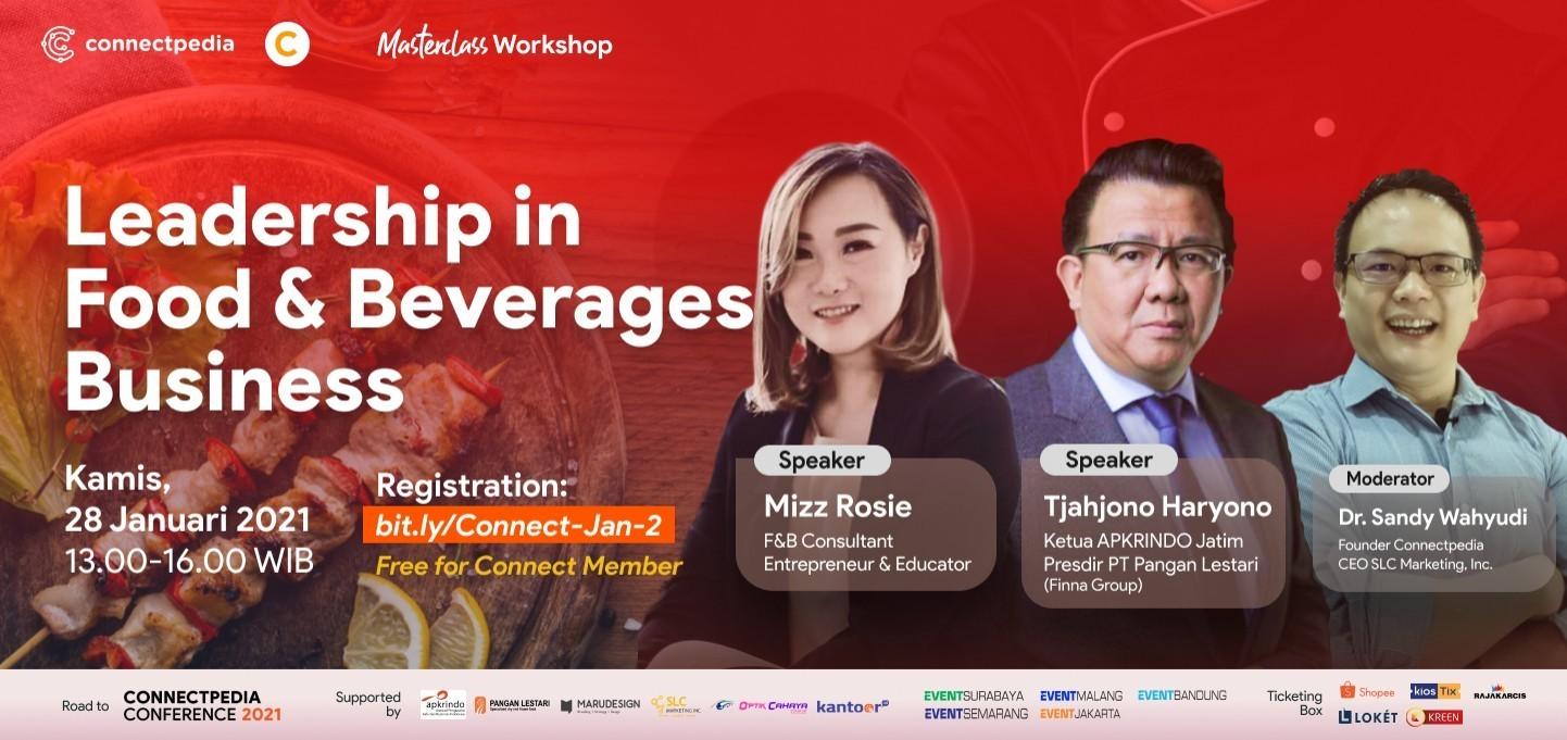 Leadership in Food & Beverages Business