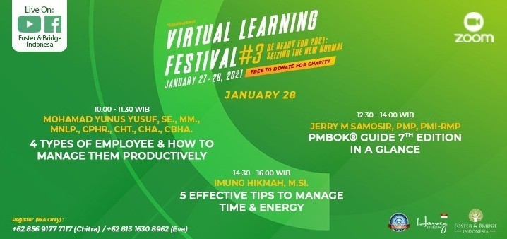 VLF#3 - Day 02: Be Ready for 2021 - Seizing the New Normal