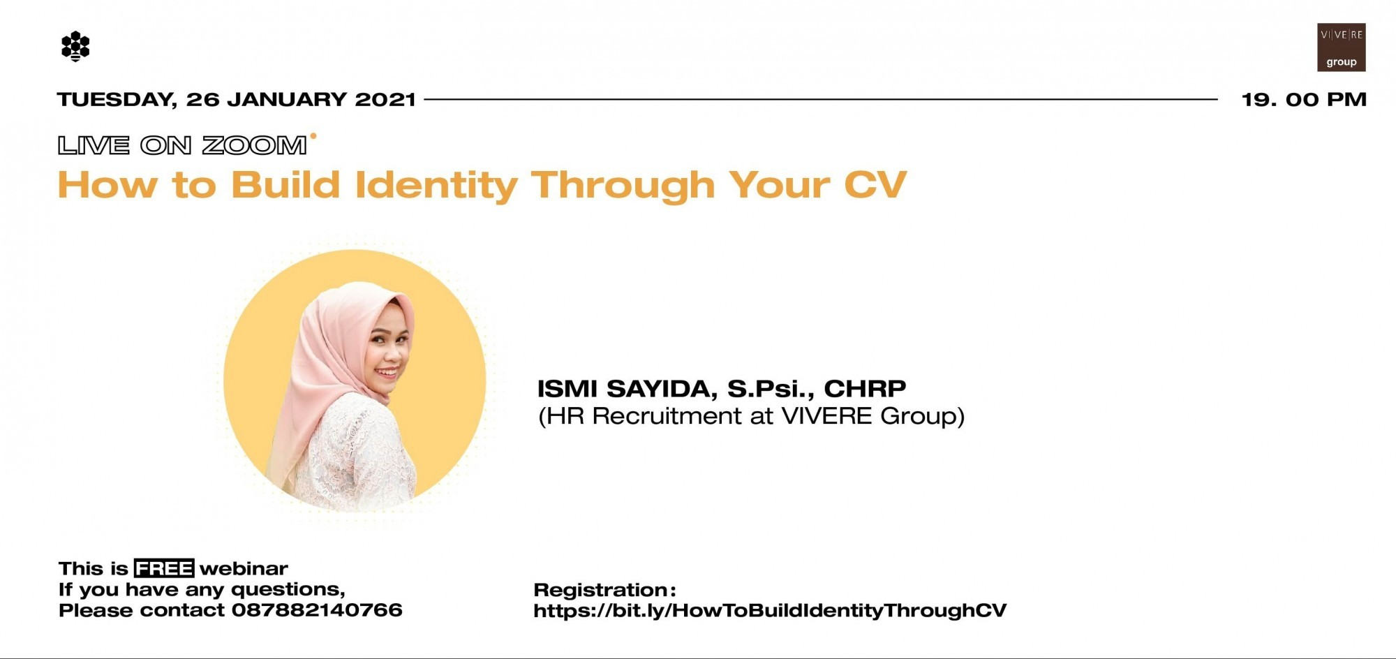 How to Build Identity Through Your CV