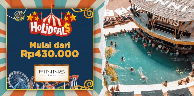 Finns Bali Super Fun Pass