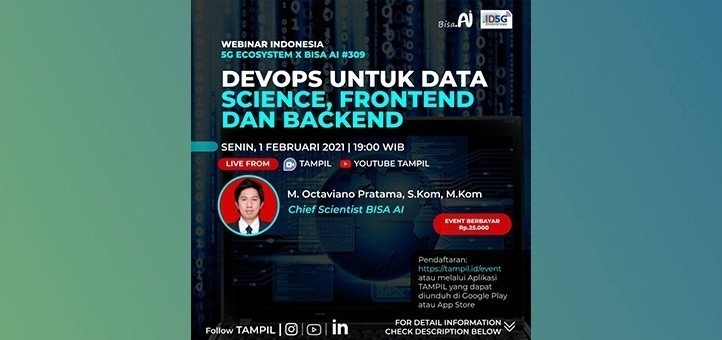 DevOps untuk Data Science, Frontend dan Backend