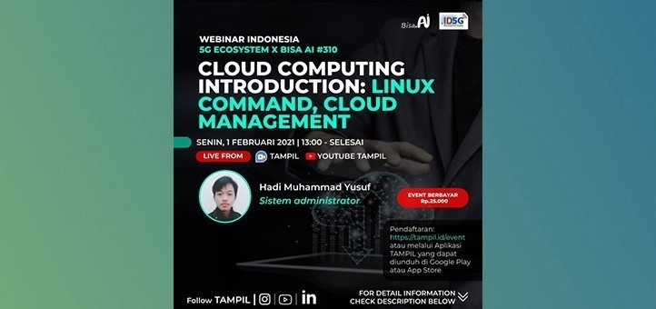 Cloud Computing Intriduction: Linux Command, Cloud Management untuk kasus pengembangan aplikasi