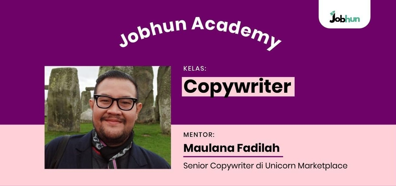 Jobhun Academy: Learn How To Become An Excellent Copywriter