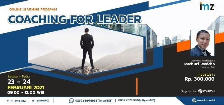 Coaching For Leader