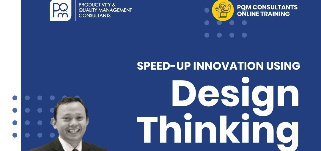 [ONLINE TRAINING] DESIGN THINKING BY PQM CONSULTANTS