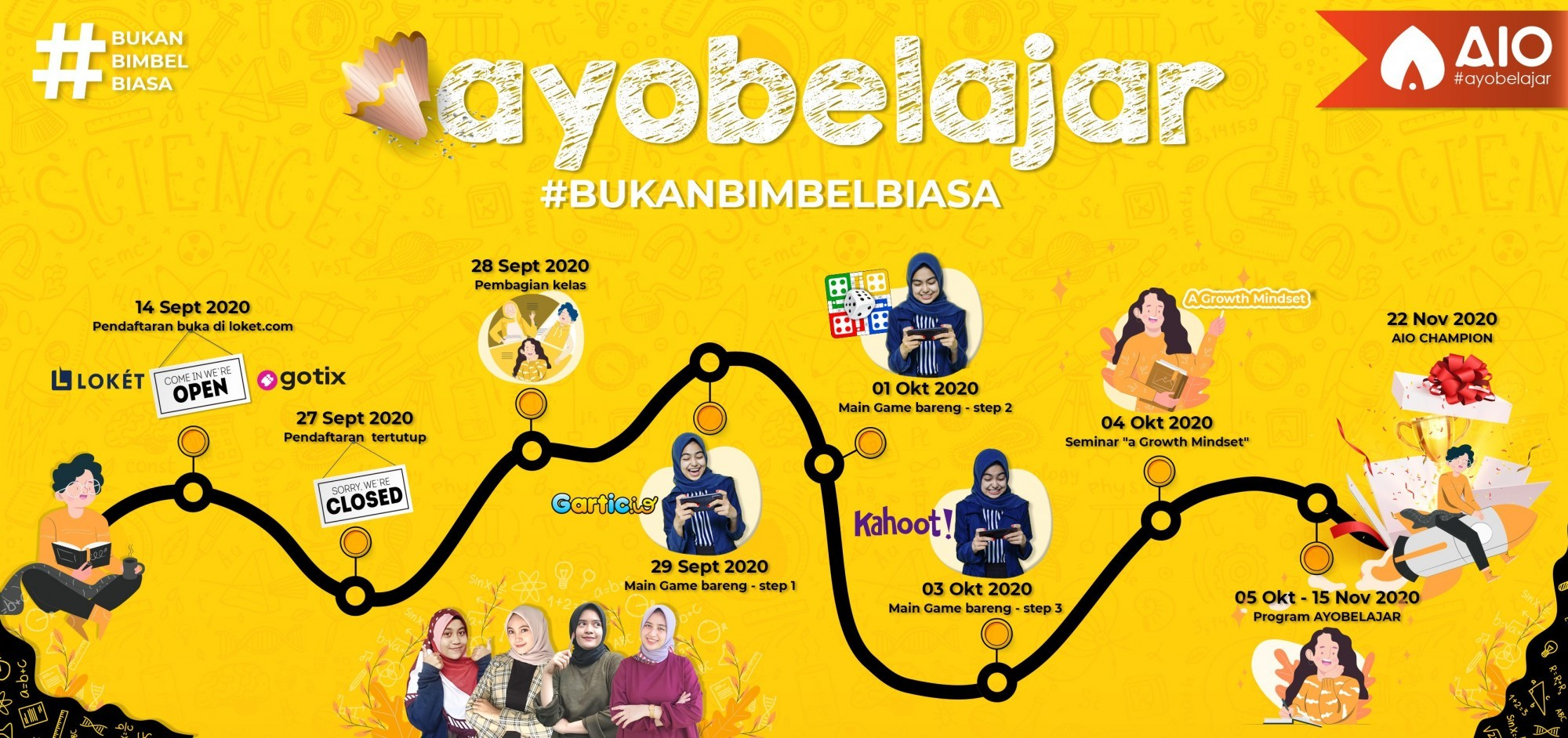 AIOBelajar Season 2 Batch 1