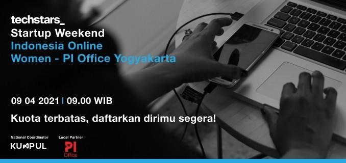Startup Weekend Indonesia Online Women Yogyakarta - PI Office