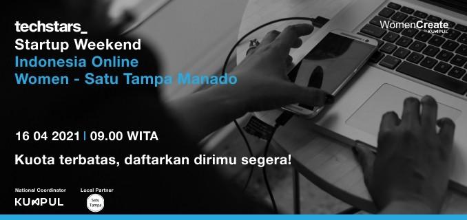 Startup Weekend Indonesia Online Women Manado - Satu Tampa