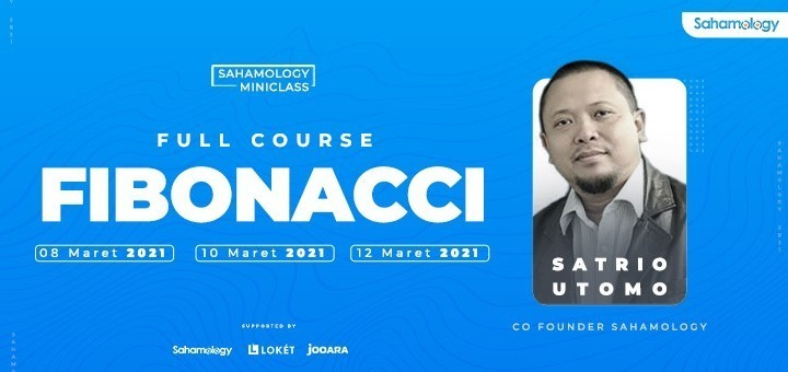 [Full Course] Fibonacci - Sahamology