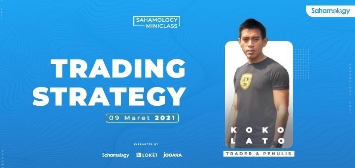 Trading Strategy - Sahamology