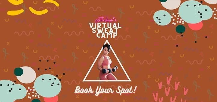 Special Weekly Bundling Virtual Sweat Camp [ Petite Diva x Dear Moms]