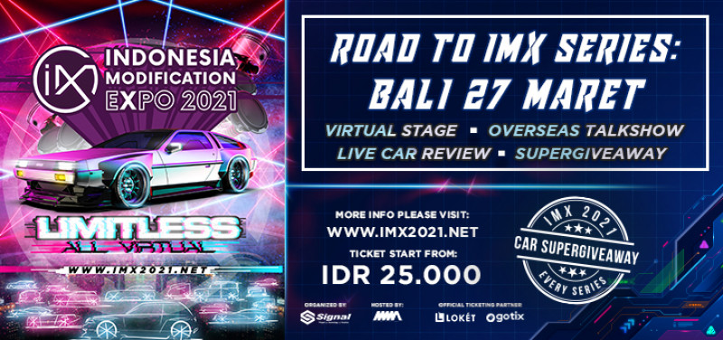 Road to IMX Series: Virtual Stage Bali
