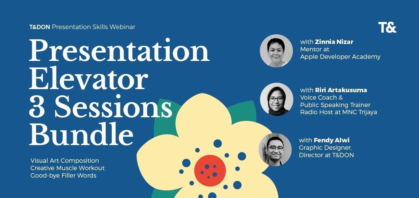 Presentation Elevator 3 Sessions Bundle