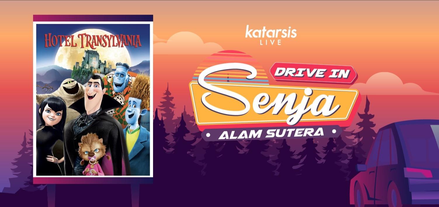 Drive-In Senja Alam Sutera: Hotel Transylvania