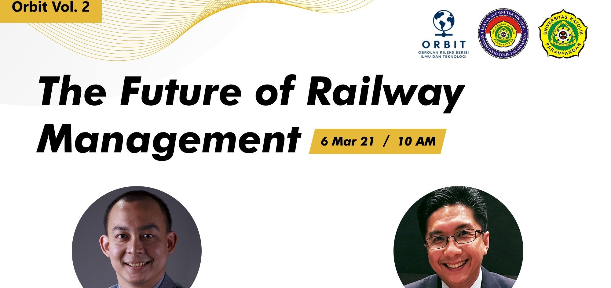 Orbit Vol#2 : The Future of Railway Management