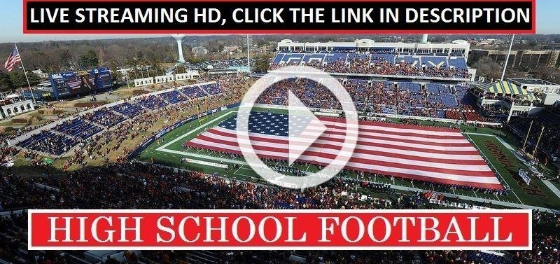 Bishop McGuinness vs. Community School of Davidson - High School Football LIVE Stream HD 2021