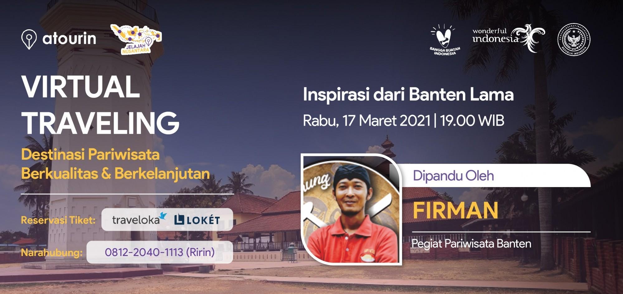 Inspirasi dari Banten Lama