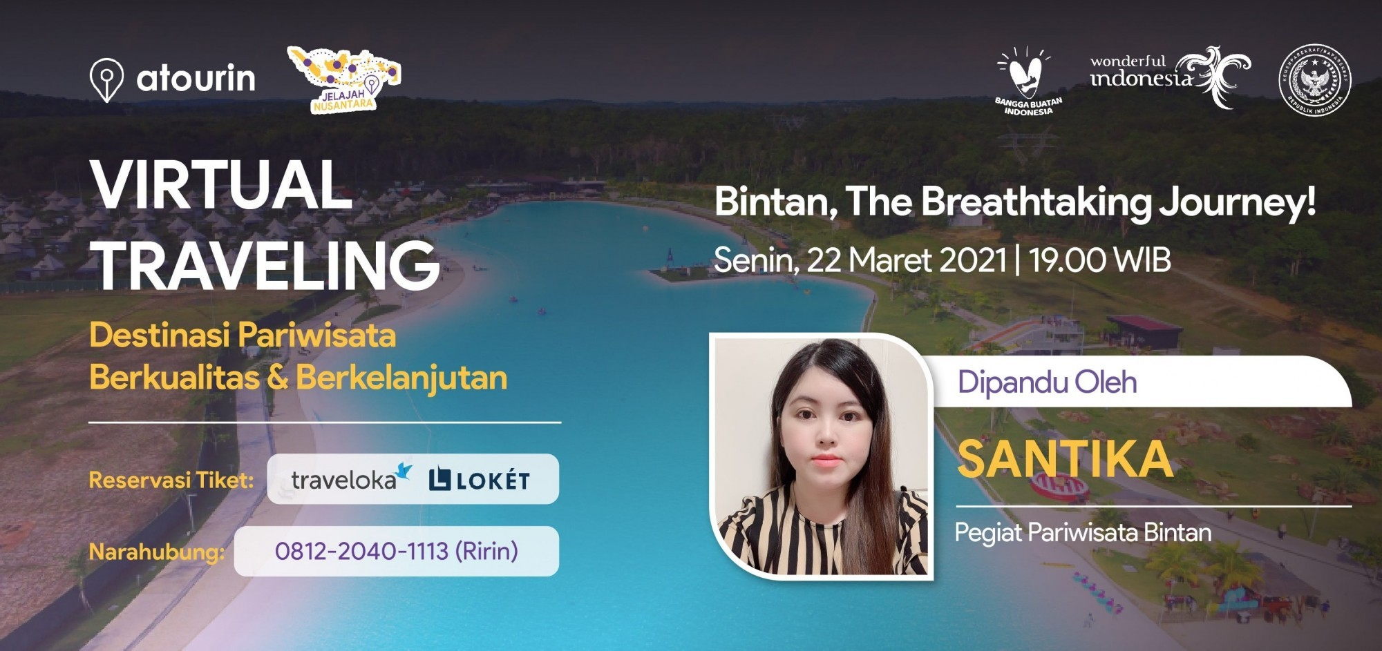 Bintan, The Breathtaking Journey!