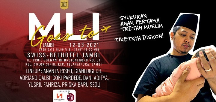 MLI Goes To Jambi