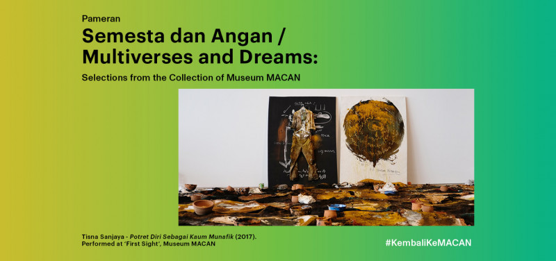 Museum MACAN Ticket Admission