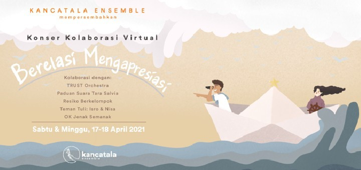 Konser Kolaborasi Kancatala: Berelasi Mengapresiasi Show 6