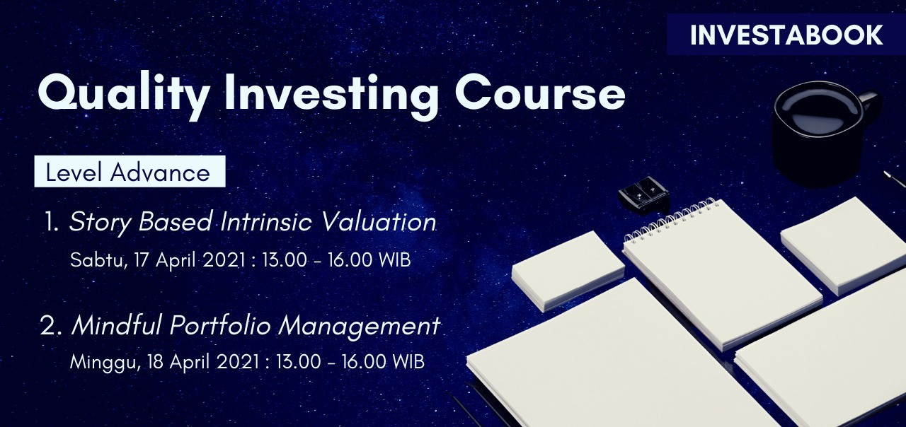 Quality Investing Course - Level Advance