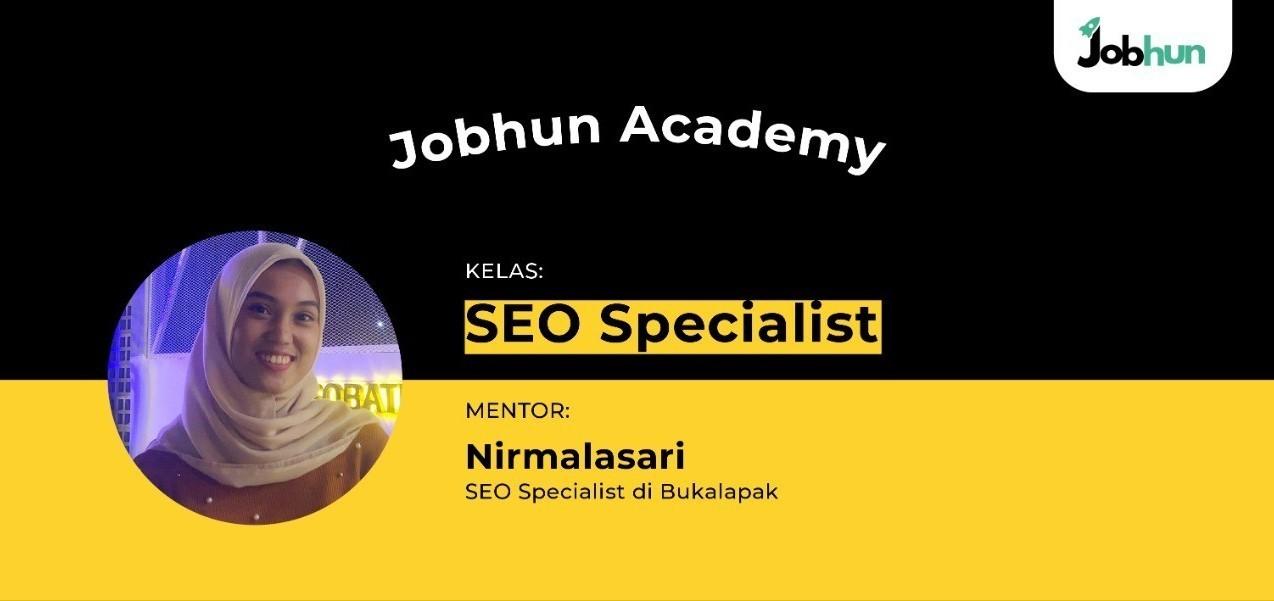 Jobhun Academy: SEO Specialist