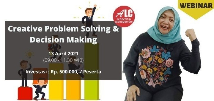 "Training Publik Online ""Creative Problem Solving and Decision Making"""