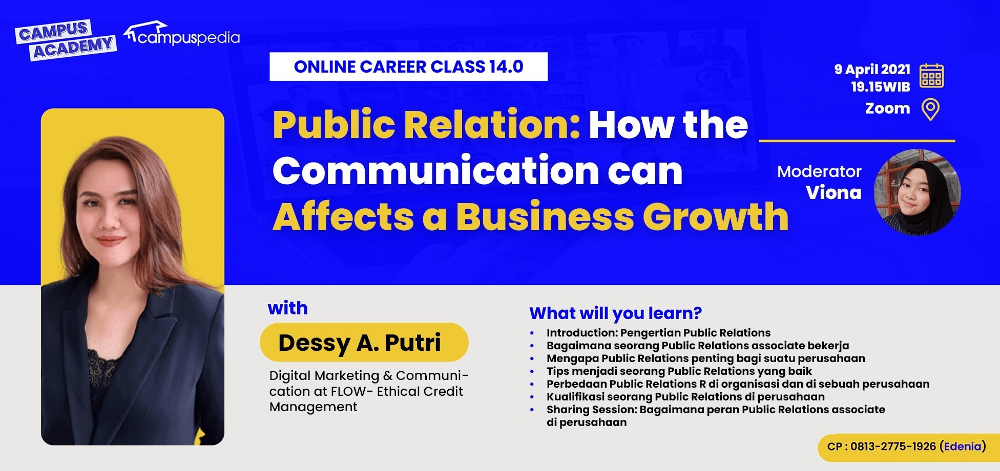 Public Relation: How the Communication can Affects a Business Growth