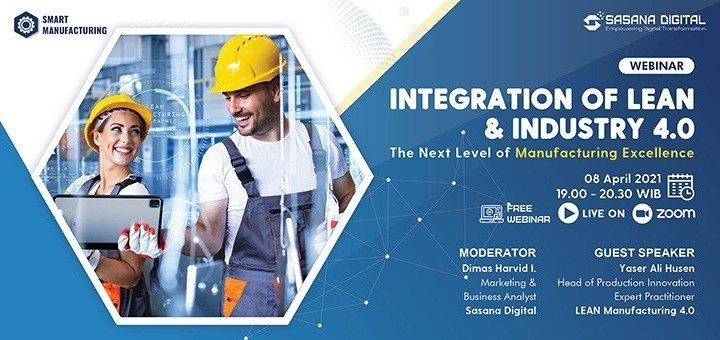 Integration of Lean & Industry 4.0